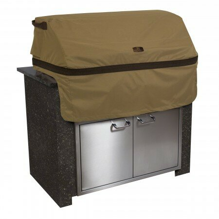 Hickory Heavy-Duty Built-In Grill Cover by Classic Accessories
