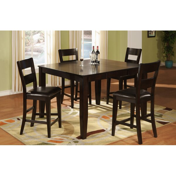 5 Piece Extendable Dining Set by Wildon Home Wildon Home®