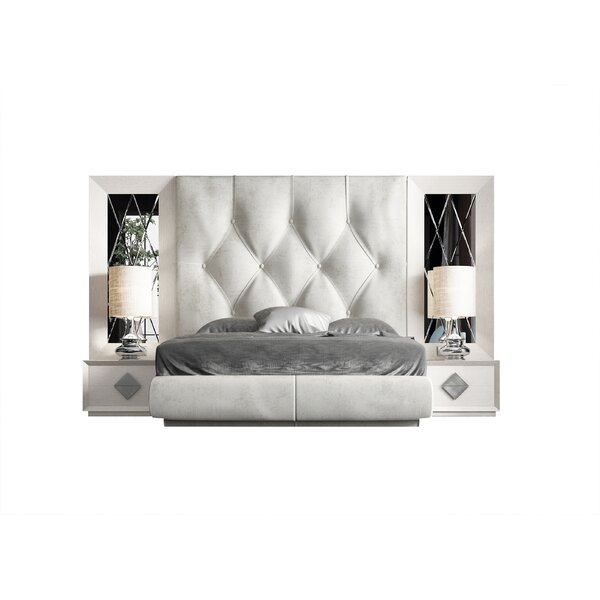 Longville Standard 5 Piece Bedroom Set by Mercer41