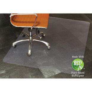 Natural Origins Hard Floor Straight Edge Chair Mat by ES Robbins Corporation