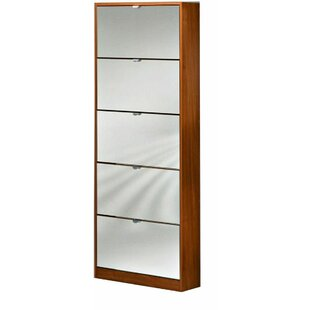 Escape 20 Pair Shoe Storage Cabinet ByJay-Cee Functional Furniture