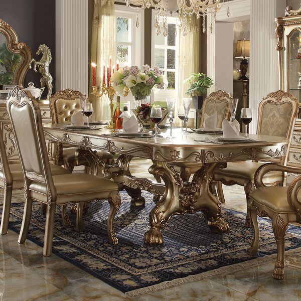 Welliver Extendable Dining Table by Astoria Grand