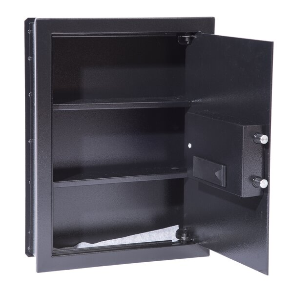 HomCom Dual-Lock Security Safe by HomCom