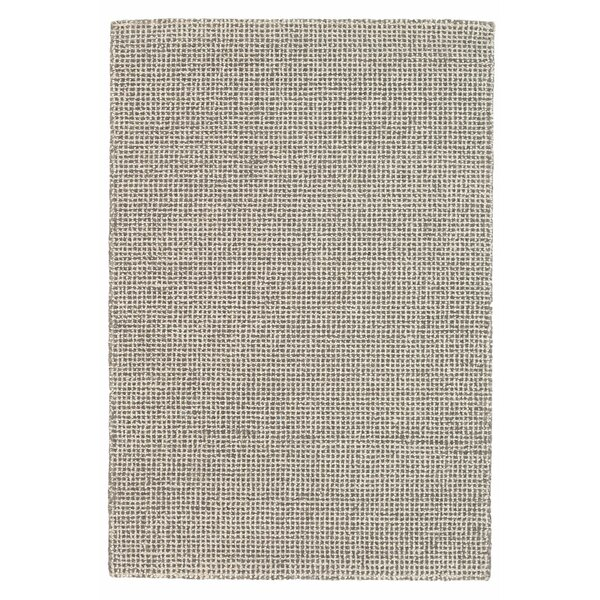 Matrix Gray Wool Tufted Area Rug Sample by Dash and Albert Rugs
