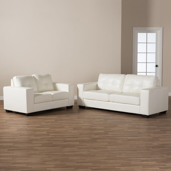 Rogich 2 Piece Living Room Set by Latitude Run