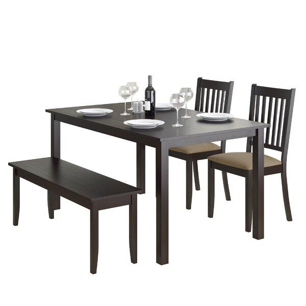 Dunster 4 Piece Dining Set