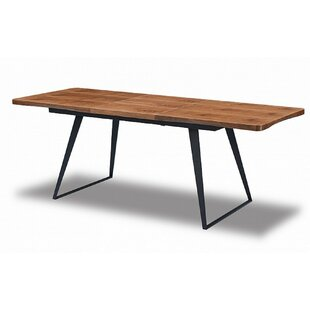 Odonnell Extendable Dining Table by Union Rustic