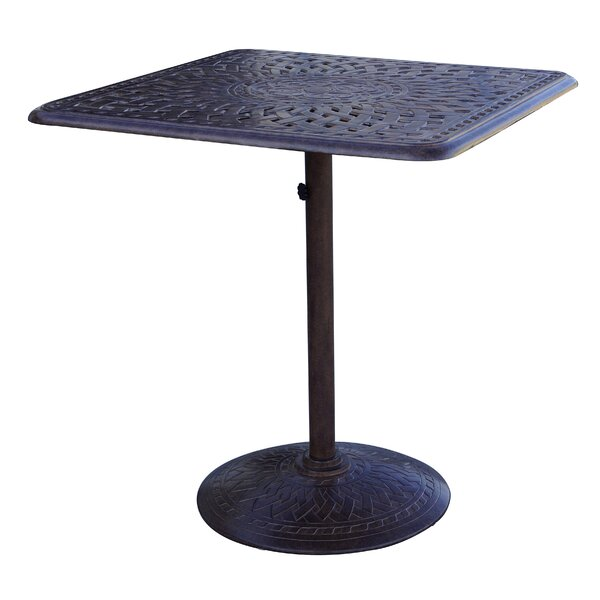 Fairmont  Adjustable Bar Table by Astoria Grand