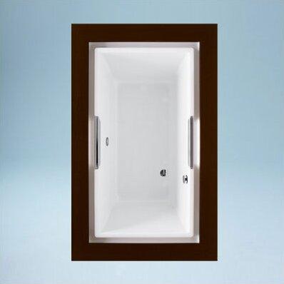 Lloyd 72 x 42 Soaking Bathtub by Toto
