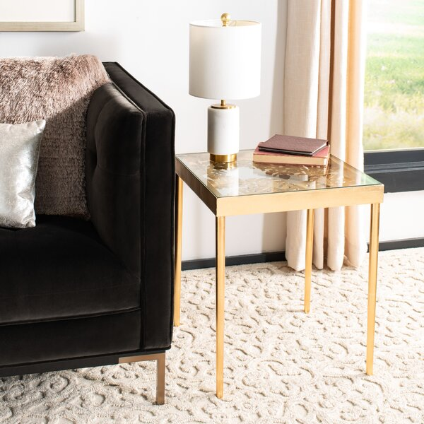 Grimes End Table By Bay Isle Home