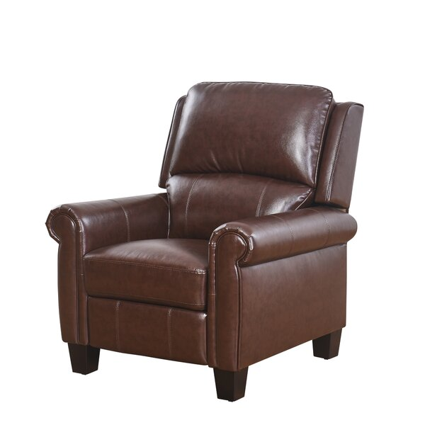 Bumpy Manual Recliner by Alcott Hill