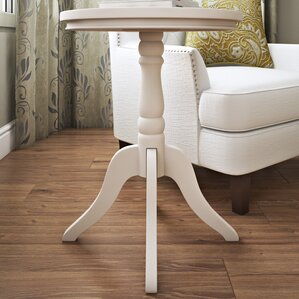Christopher End Table by Alcott Hill