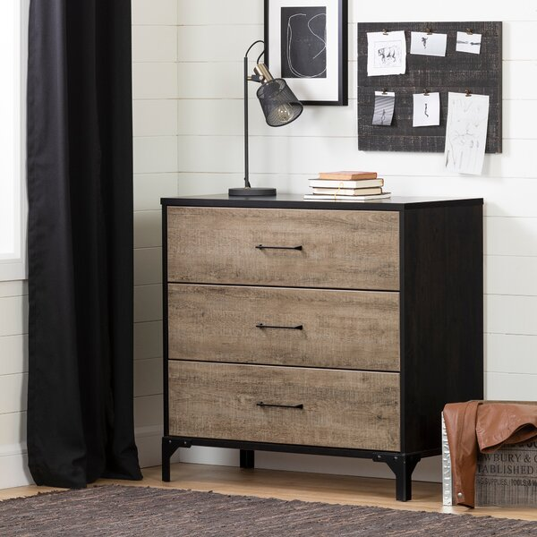 Valet 3 Drawer Chest by South Shore