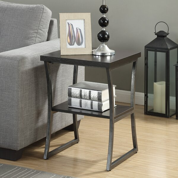Lyon End Table By Trent Austin Design