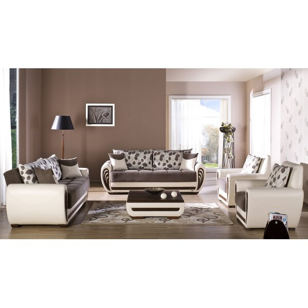 Marina Configurable Living Room Set by Orren Ellis