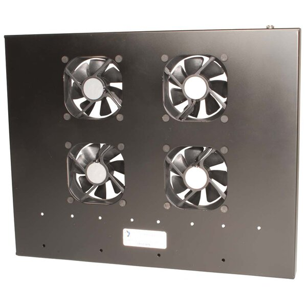 4 Fan Floor Component Cooling System by Cool Components