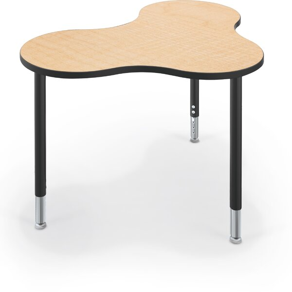 Cloud 9 Wood Adjustable Height Collaborative Desk by Balt