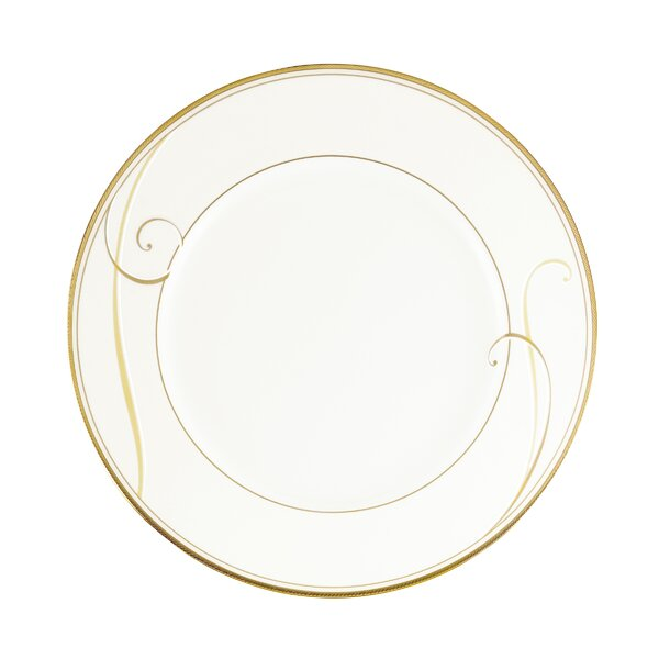 Golden Wave 8.5 Salad Plate (Set of 4) by Noritake