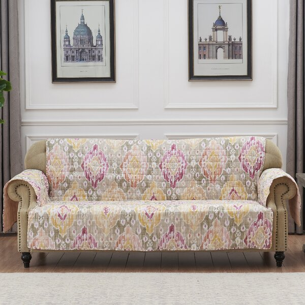 Selig Sofa Slipcover By Bungalow Rose