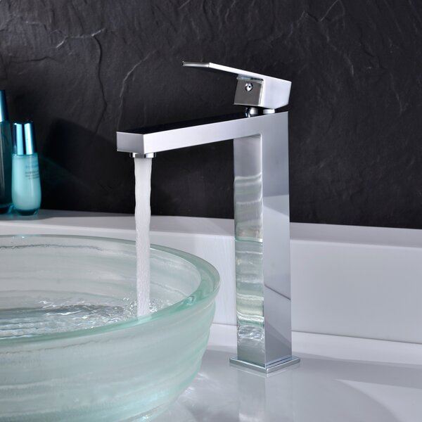 Enti Vessel Sink Faucet with Drain Assembly by ANZZI
