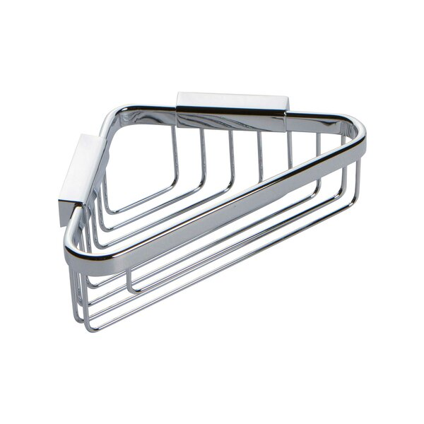 Hotelier Deep Corner Shower Caddy by Ginger