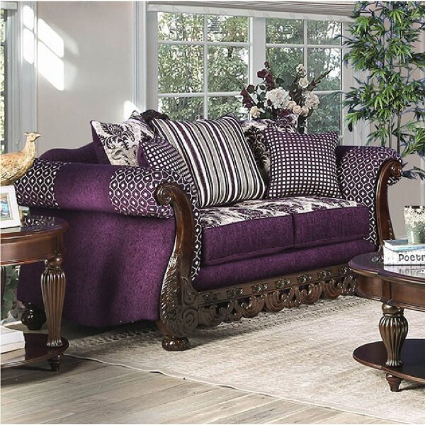 Tong Loveseat by Astoria Grand