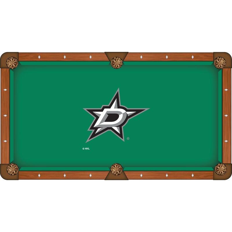 Holland Bar Stool NHL Pool Table Cloth | Wayfair