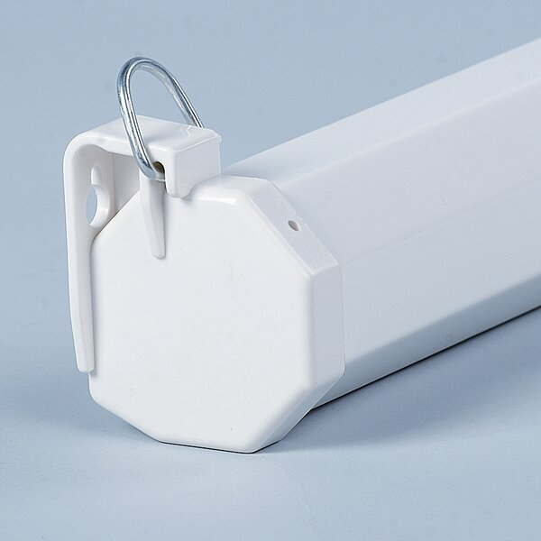 Matte White Portable Projector Screen By Hamilton Buhl