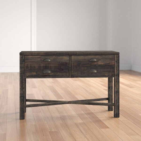 Sasser Rectangular Console Table By Three Posts