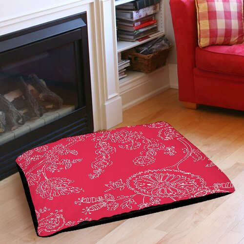 Anima Outline Pet Bed by Manual Woodworkers & Weavers