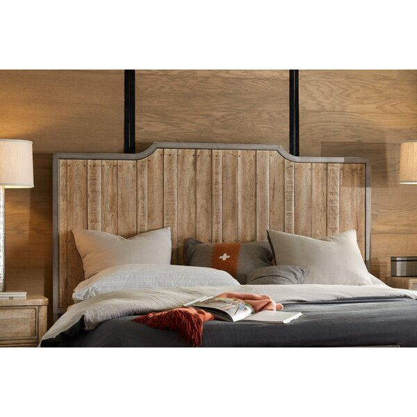 Urban Elevation Panel Headboard by Hooker Furniture