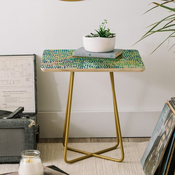 Khristian a Howell Bangalore Cool End Table by East Urban Home
