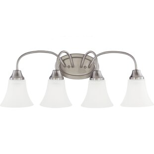 Bargain Buckner 4-Light Vanity Light By Red Barrel Studio