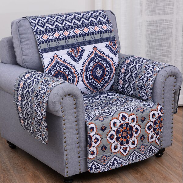 Sayers Armchair Slipcover By World Menagerie