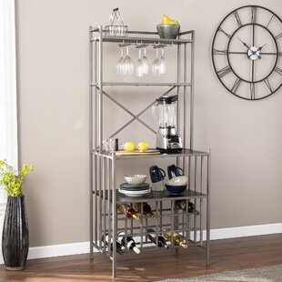 Best Anneliese Iron Baker's Rack Purchase Online