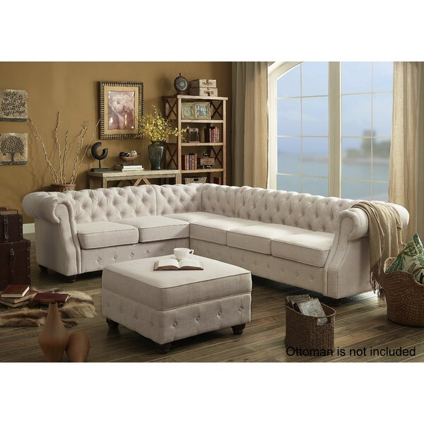 Stowmarket Sectional by Three Posts