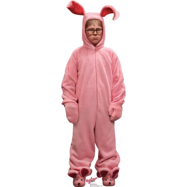 Deranged Easter Bunny - A Christmas Story Cardboard Standup by Advanced Graphics
