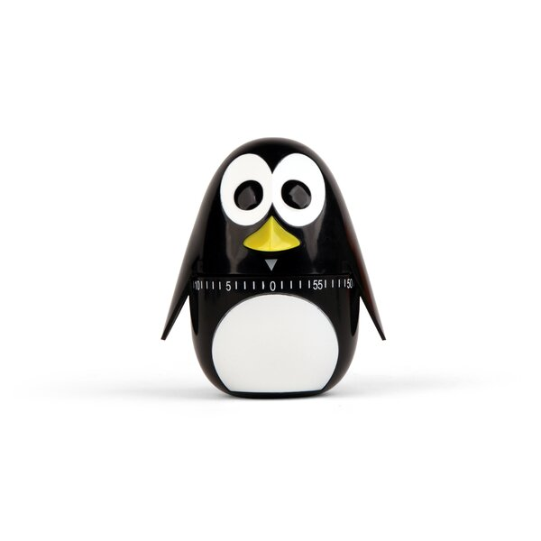 Penguin Timer by Kikkerland