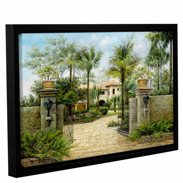 Boca Retreat Framed Photographic Print by Bay Isle Home