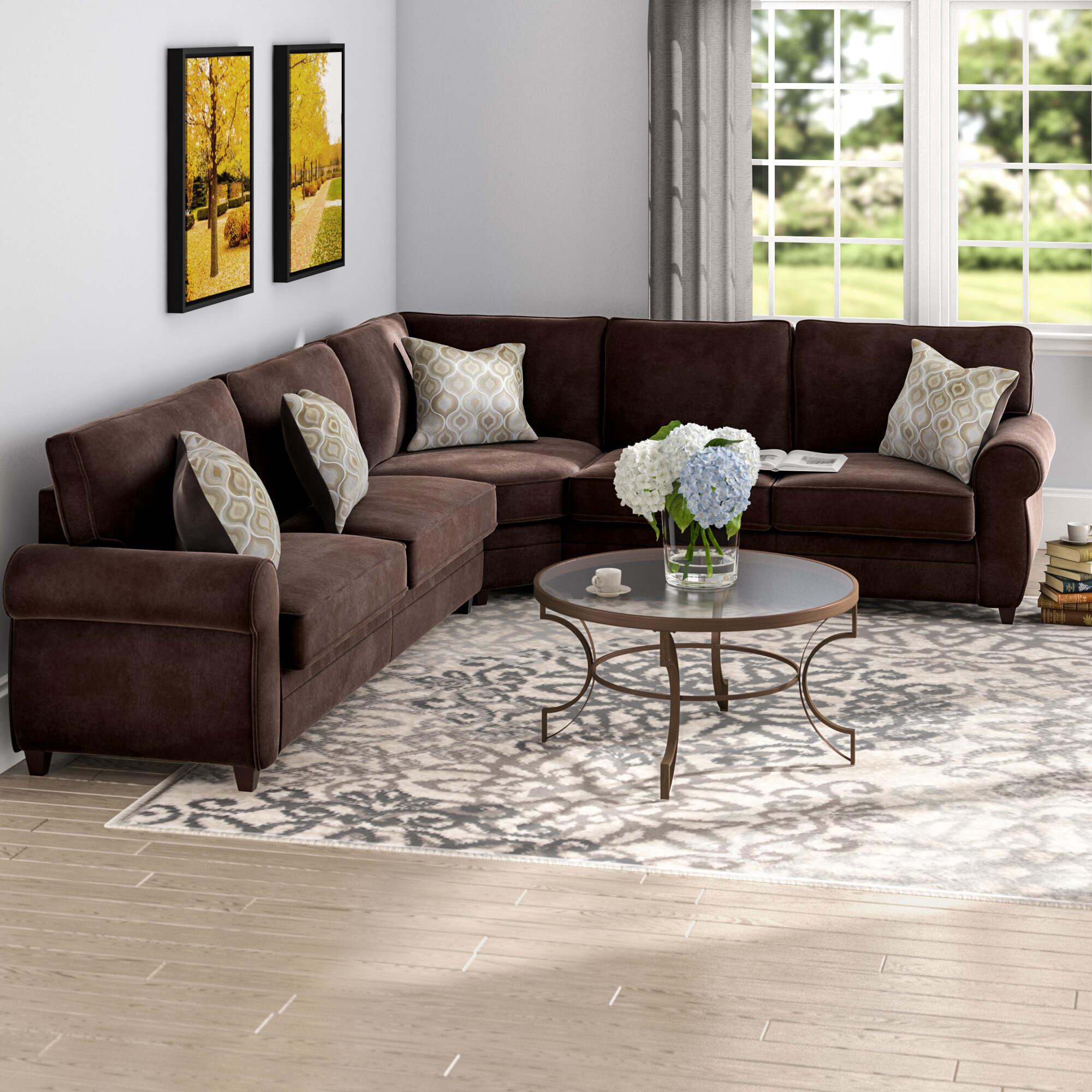 sofa to sectional reclining by go rooms furniture benchcraft piece sectionals and products gardiner wolf
