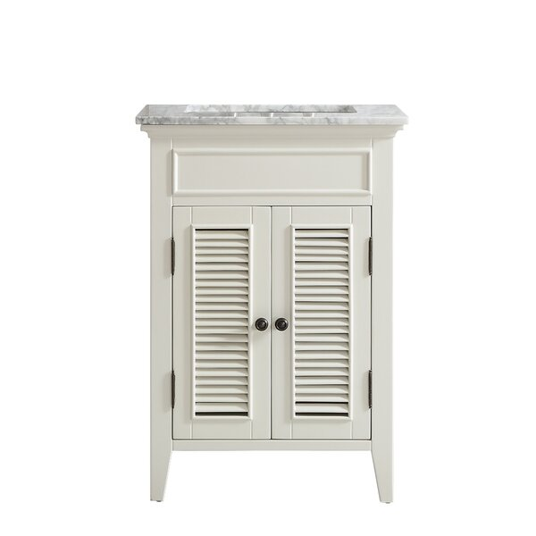 Grovetown 25 Single Bathroom Vanity Set by Laurel