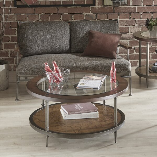 Quinonez Coffee Table With Storage By Gracie Oaks