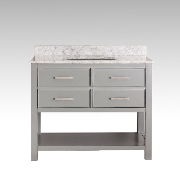 Harper 43 Single Bathroom Vanity Set by Hokku Designs
