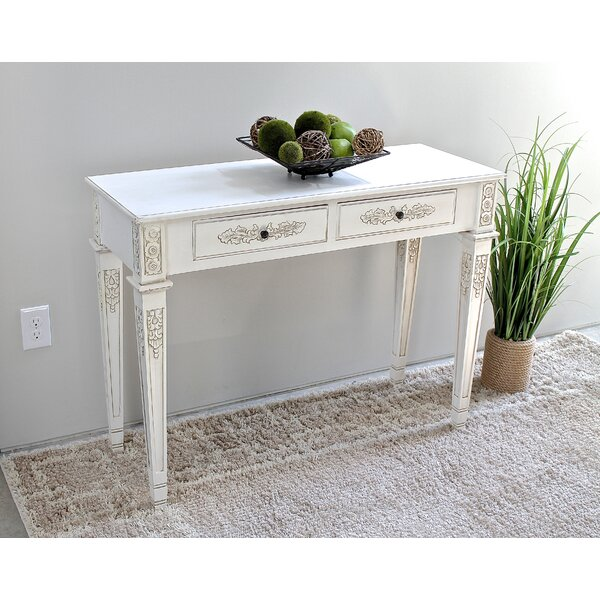 Betty Rectangle Console Table By Astoria Grand