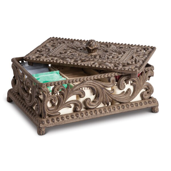 5 Sectional Tea Box by The GG Collection