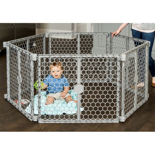 Regalo Plastic Play Yard Safety Gate by Regalo