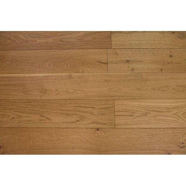 Berlin 7-1/2 Engineered Oak Hardwood Flooring in Centro European White by Branton Flooring Collection