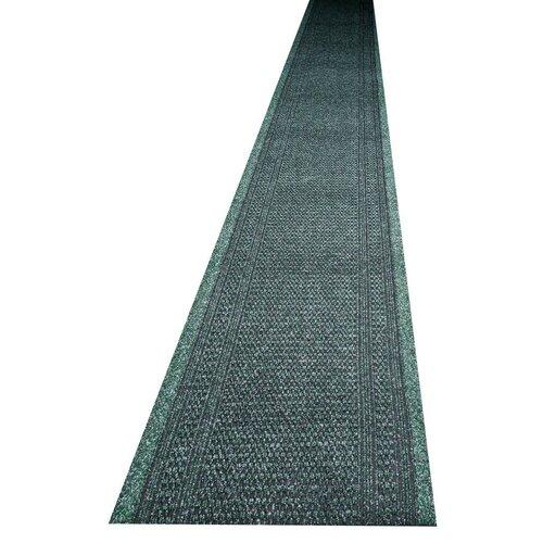 Teppichläufer Arabo in Grün Caracella Teppichgröße: Läufer 80 x 1300 cm | Heimtextilien > Teppiche > Läufer | Caracella