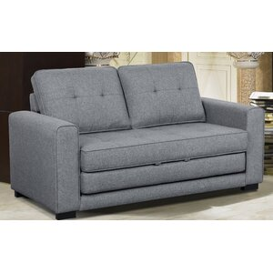 Duke Sleeper Sofa by Varick Gallery