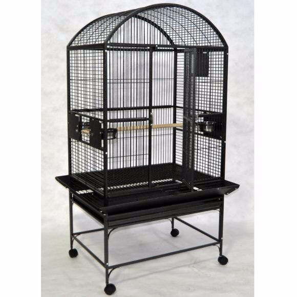 Cleveland Large Dome Top Bird Cage by Archie & Osc